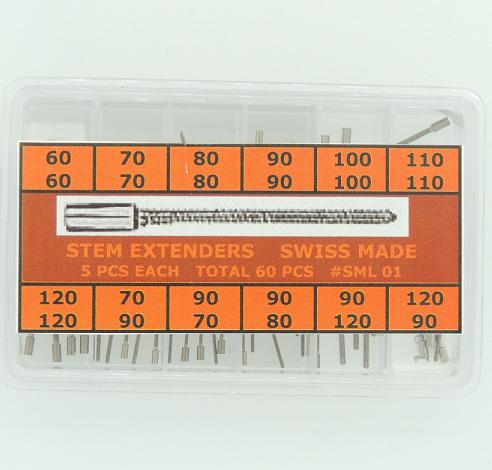 Stem Extender Assortment (Swiss Made)